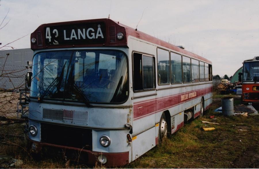 H. H. Høyer 3 ved Vejle Busophug den 21. november 1999