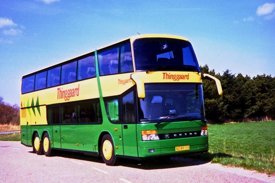 Thinggaard 240/NZ89133 ved Lindholm Høje i 1995