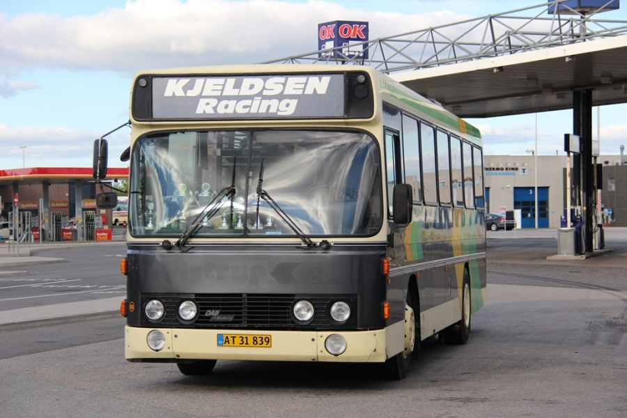 Kjeldsen Racing AT31839 ved DTC-Torvet i Vejle den 20. maj 2017