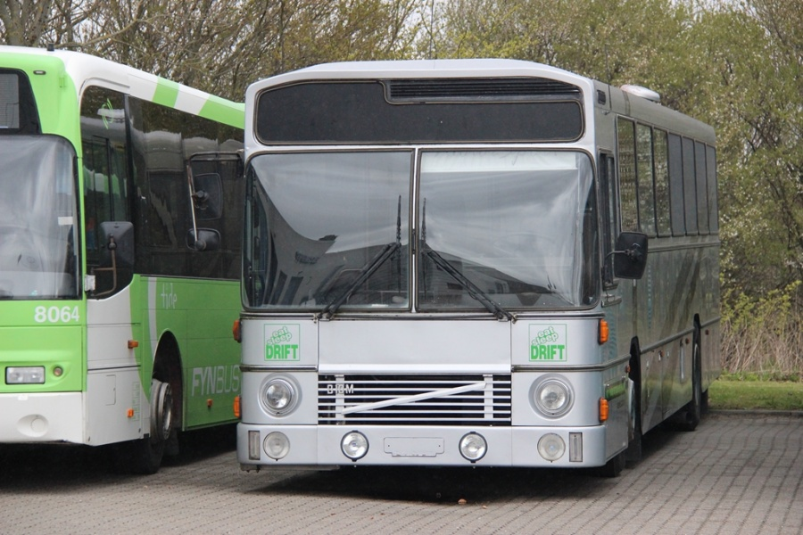 Bus Center Vest i Kolding den 29. april 2017