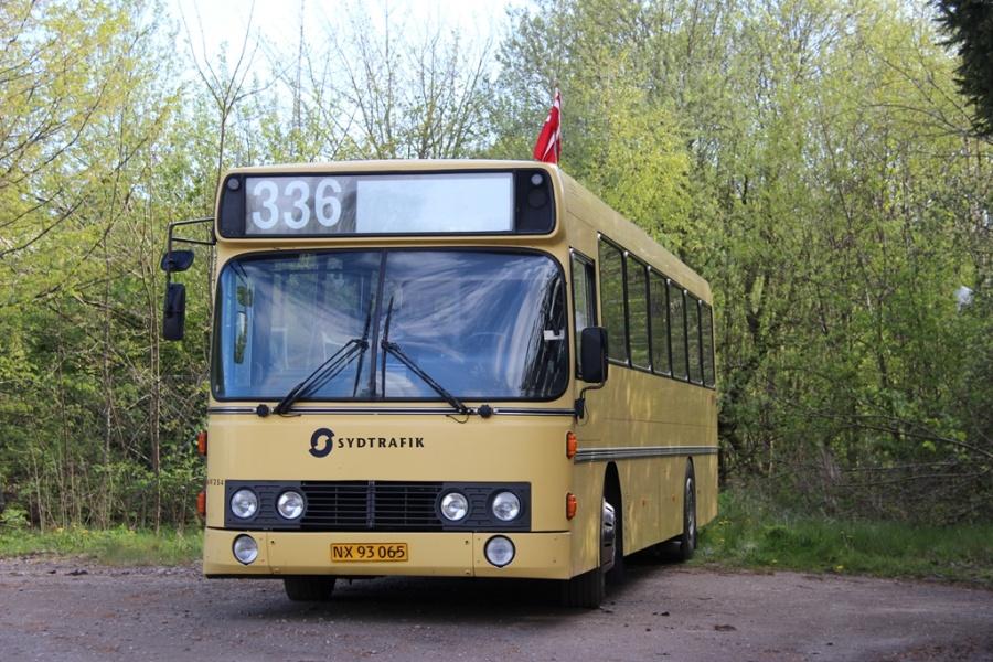 Umove 254/NX93065 på Ibæk Strandvej den 7. maj 2017