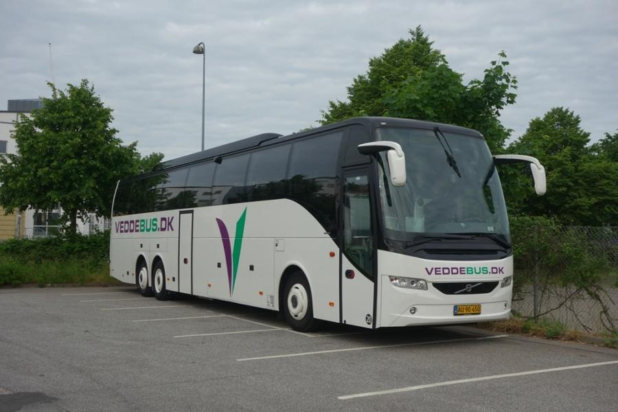 Vedde Turistfart 20/AU90450 på Gammelhavn i Vejle den 11. juni 2017