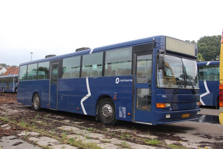Umove 188/RS90339 på Gammelhavn i Vejle den 16. juli 2017