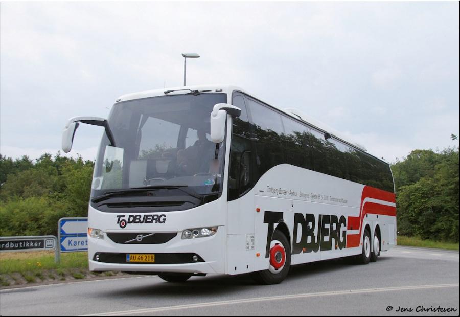 Todbjerg Busser AU46218 på Vestermark i Sønderborg den 22. juli 2017