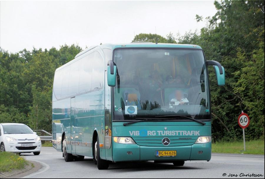 Viborg Turisttrafik BG94628 på Vestermark i Sønderborg den 22. juli 2017