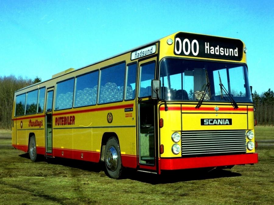 Standleys Rutebiler HE95089 i 1980