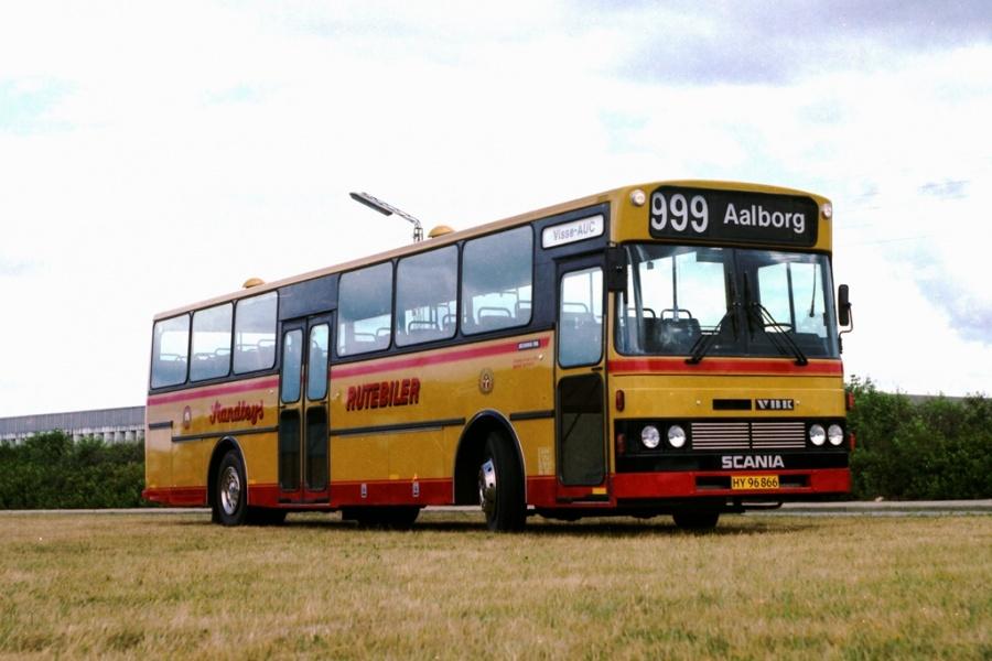 Standleys Rutebiler 1/HY96866 i 1982