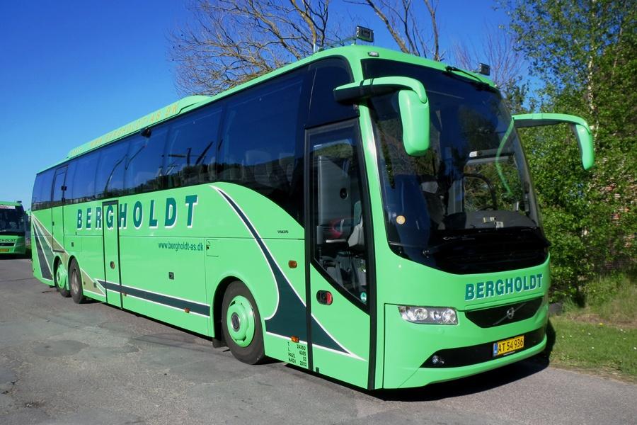 Bergholdt AT54936 i Rudkøbing den 8. maj 2018