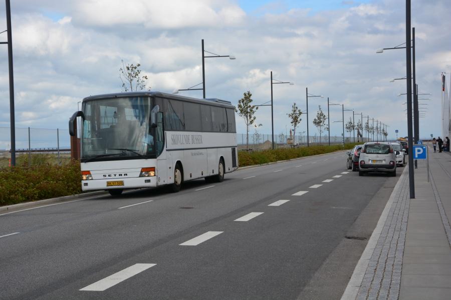 Skovlunde Busser RK97369  på Oceankaj i København den 11. september 2016