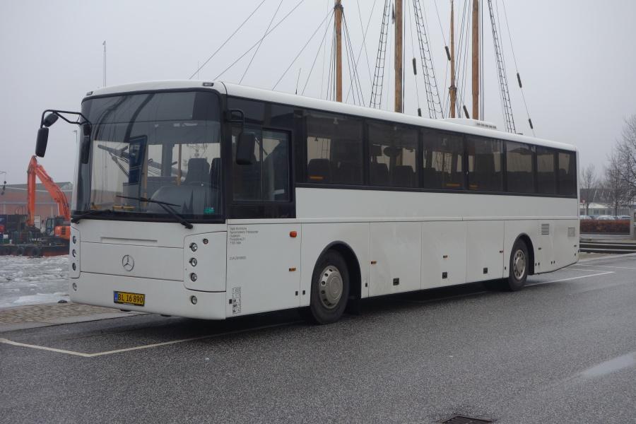 Nørremarkens Fritidscenter BL16890 på Havnepladsen i Vejle den 12. marts 2018