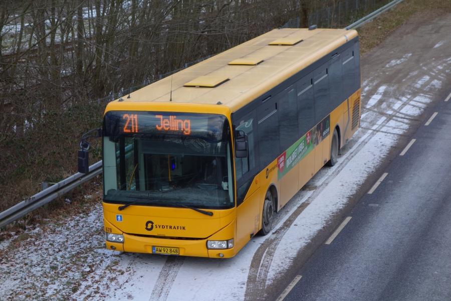 Umove 678/AW92848 i Jelling den 26. februar 2018