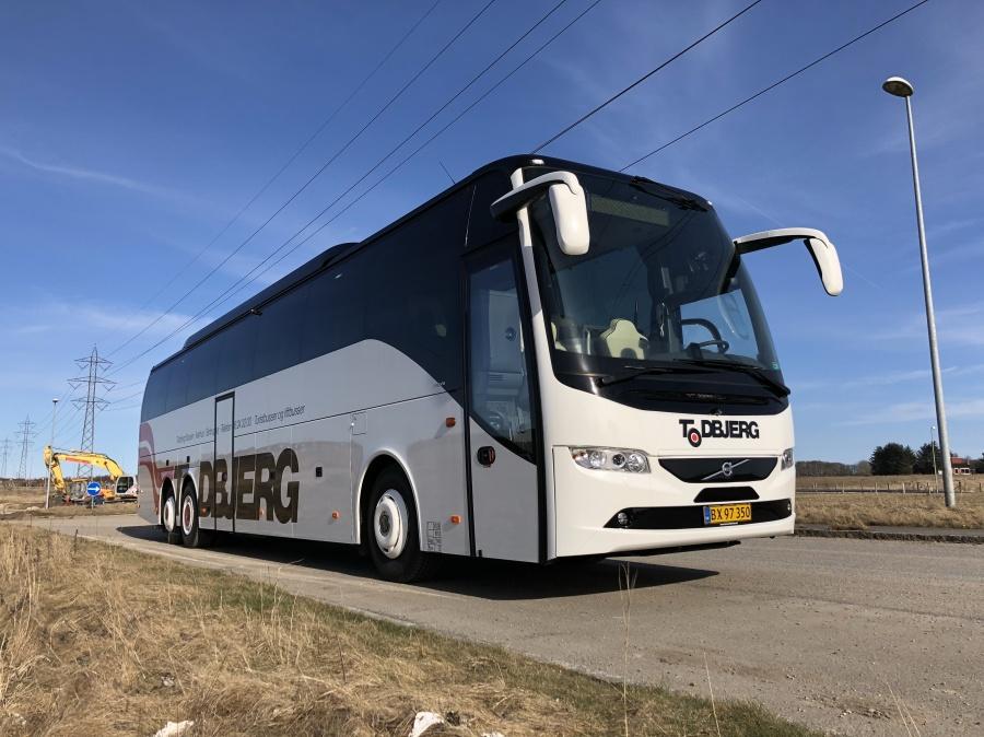Todbjerg Busser 7/BX97650 i Årslev den 6. april 2018