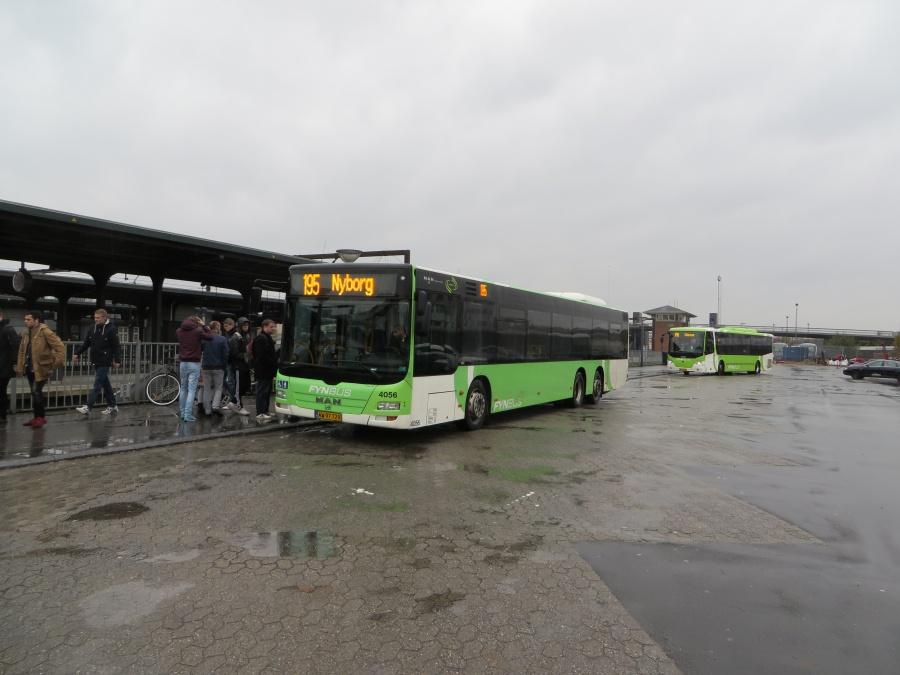 Tide Bus 4056/AW97729 i Odense den 5. november 2016
