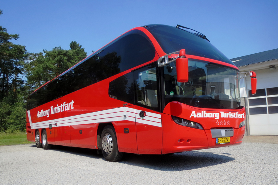 Aalborg Turistfart CH74741 i Hou den 26. juni 2019