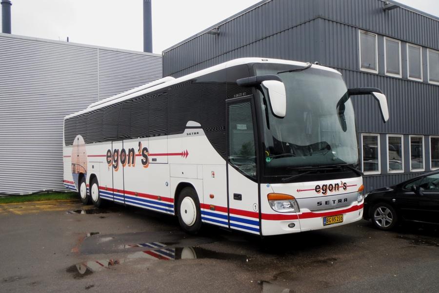 Egons Turist- og Minibusser 1/BG95216 i København den 22. oktober 2017