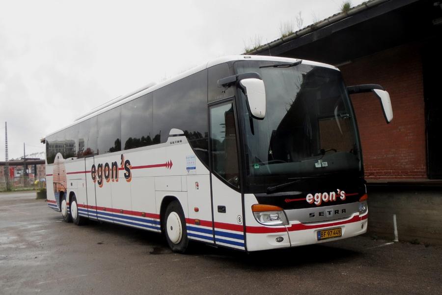 Egons Turist- og Minibusser 8/BF97448 i København den 22. oktober 2017