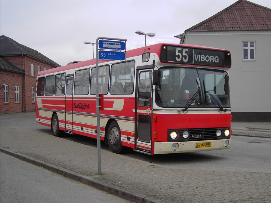 Bent Thykjær 365/JY92295 i Bjerringbro den 17. februar 2005