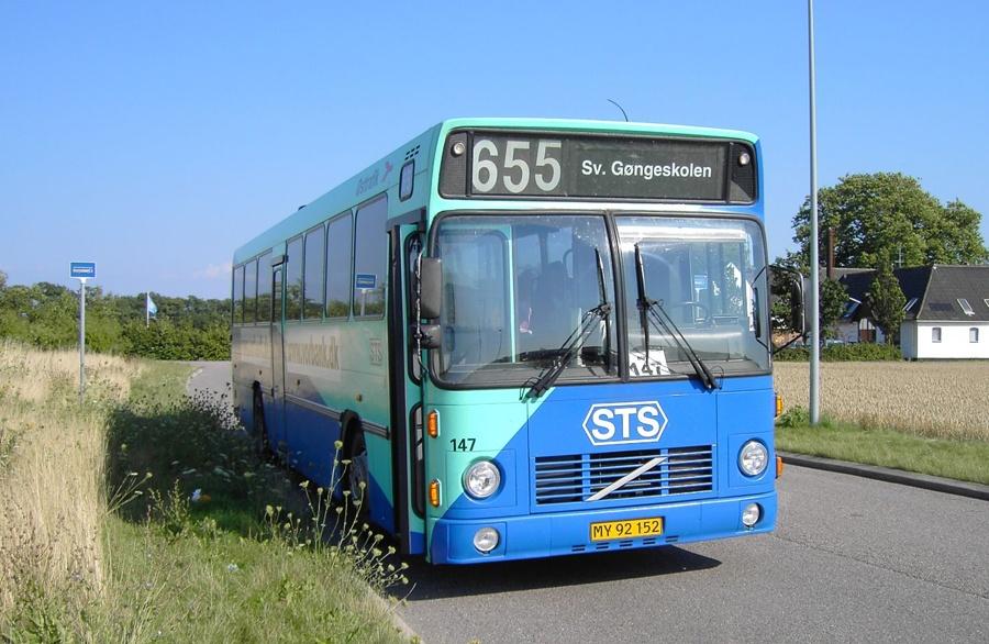 Østtrafik 147/MY92152 i Kastrup den 15. august 2005