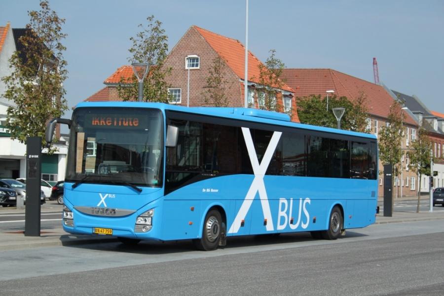 De Blå Busser 109/BN47759 i Esbjerg den 29. august 2017