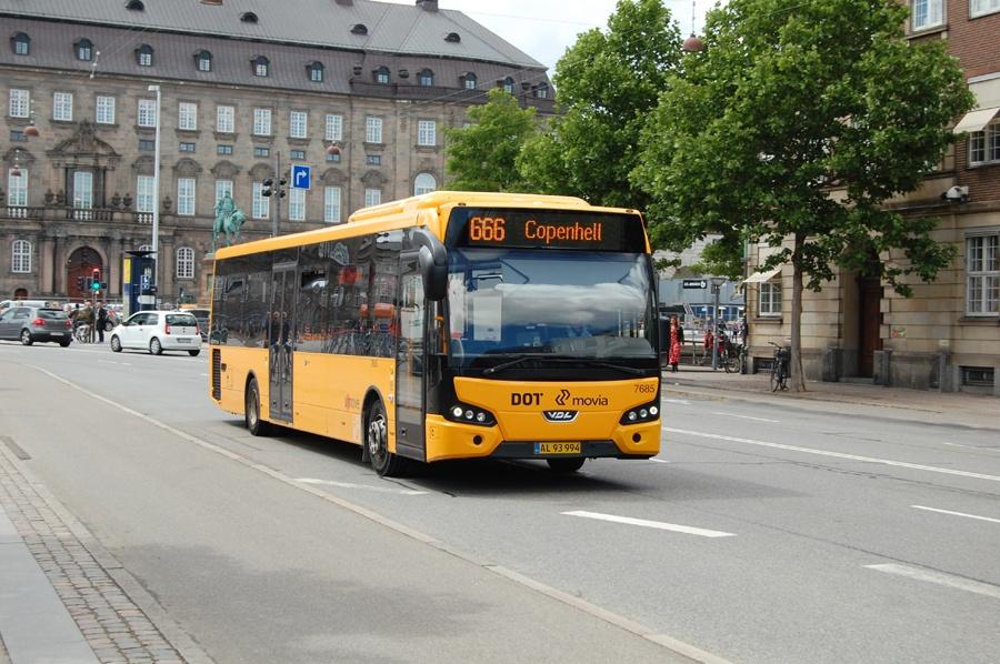 Umove 7685/AL93994 på Holmens Kanal i København den 22. juni 2018.