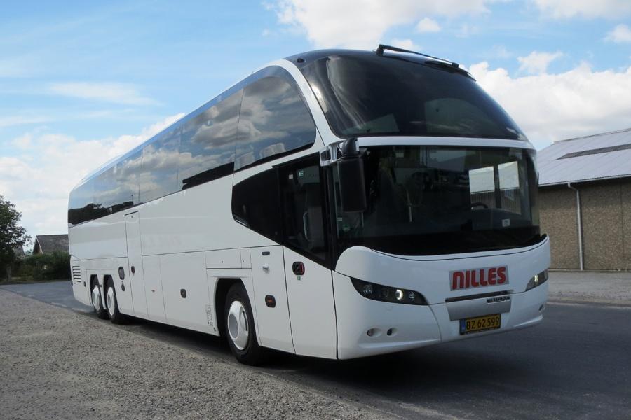Faarup Rute- og Turistbusser 37/BZ62599 i Faarup den 10. juli 2018