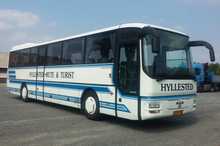 Todbjerg Busser SL91108 i Hadsten den 22. august 2018