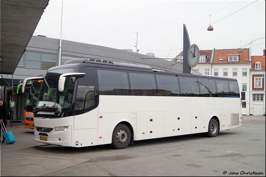 Skovlunde Busser 29/CA93581 på Aarhus Rutebilstation den 6. oktober 2018