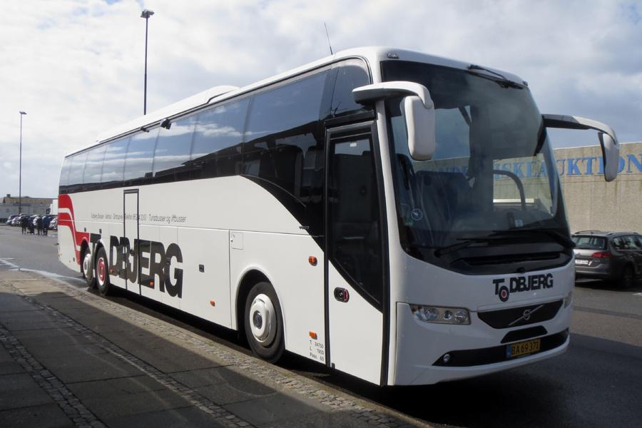 Todbjerg Busser BA69371 i Hvide Sande den 8. september 2018