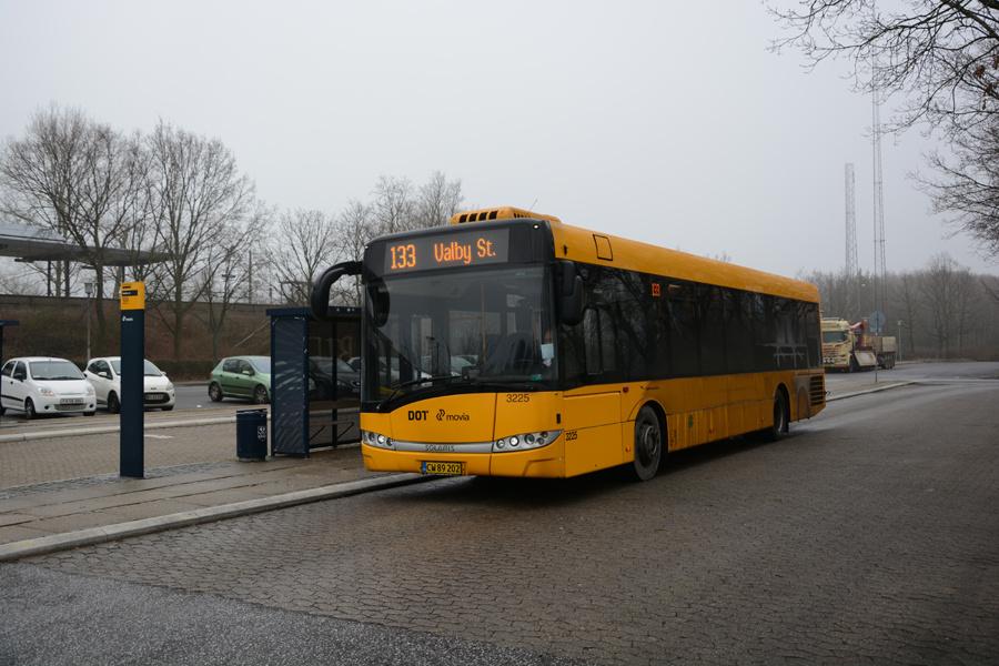 Anchersen 3225/CW89202 ved Avedøre Station den 29. januar 2017