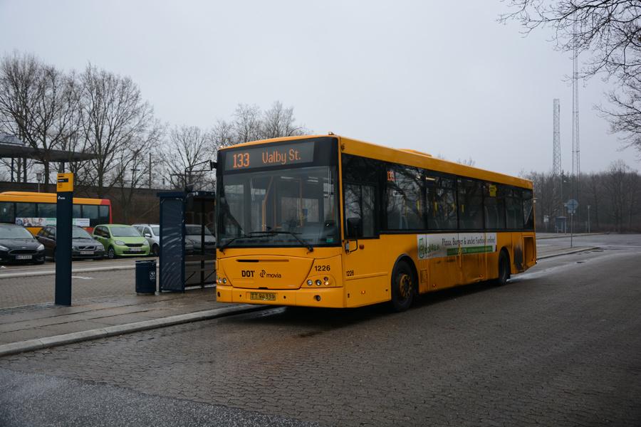 Arriva 1226/TT94339 ved Avedøre Station den 30. januar 2017