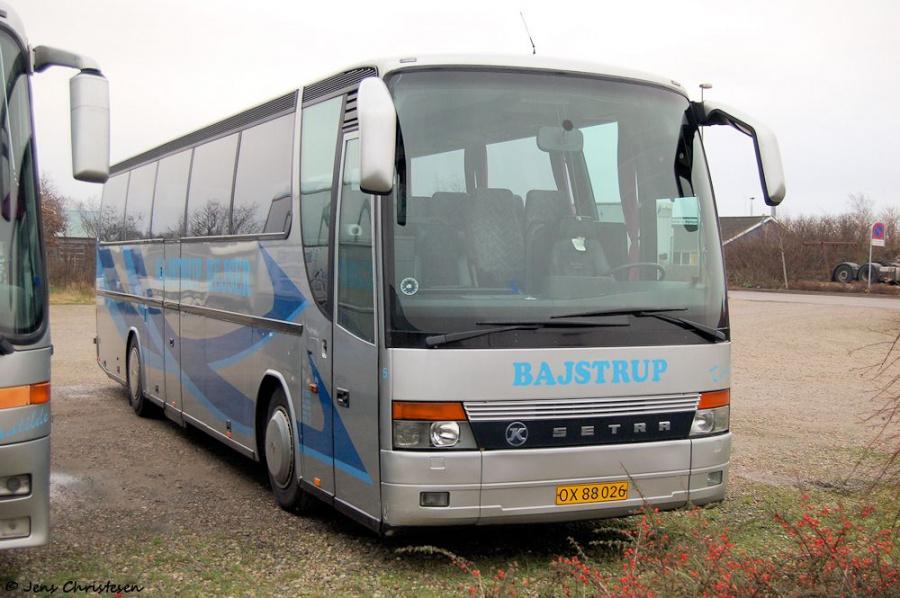 Bajstrup Rejser 5/OX88026 i Tinglev den 7. januar 2007