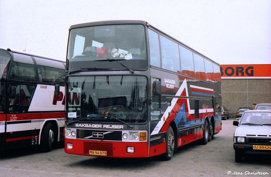 Saxager Rejser MR94979 i Harrislee i Tyskland den 23. juni 1996
