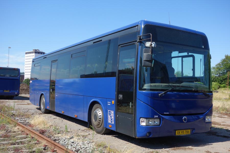 Umove 244/XK95786 på Gammelhavn i Vejle den 13. juli 2018