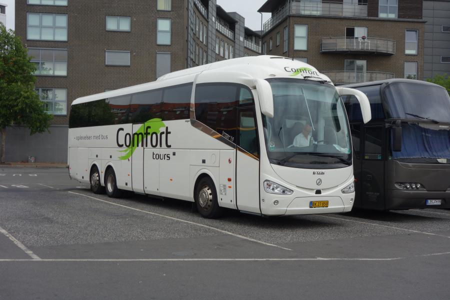 Comfort Tours 10/BK27850 på Vejle Trafikcenter den 8. august 2018