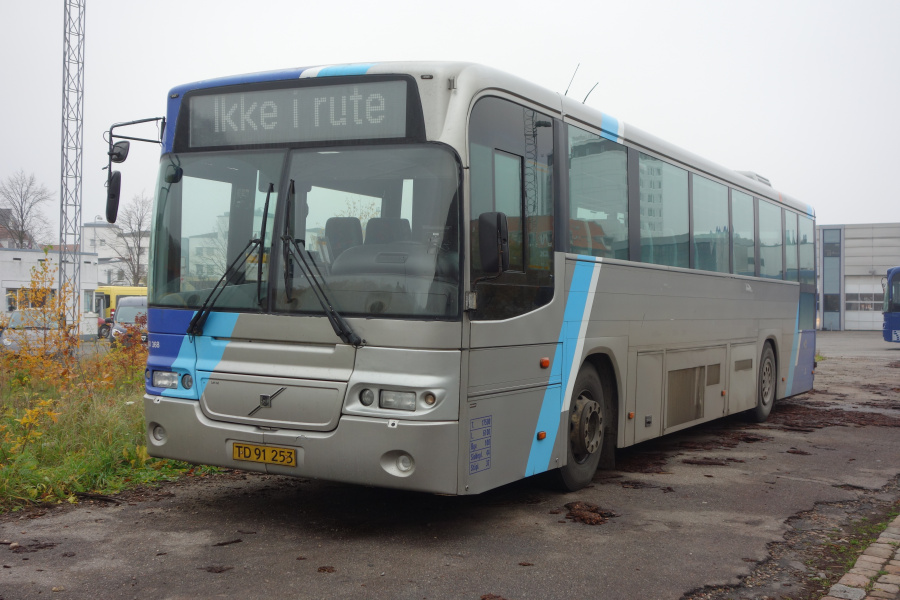 Umove 368/TD91253 på Gammelhavn i Vejle den 7. november 2018