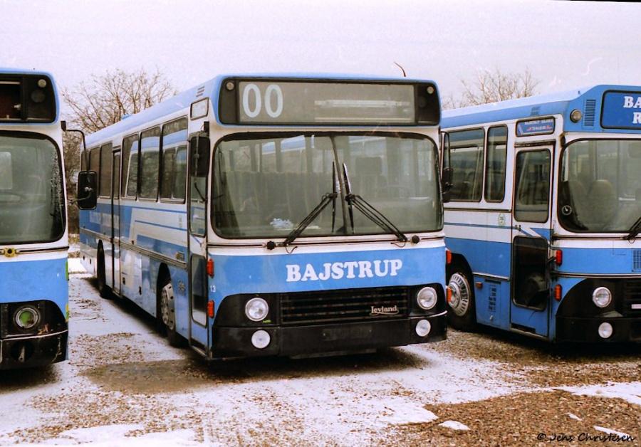 Bajstrup Rejser 13/JC94139 i Tinglev den 12. marts 2005
