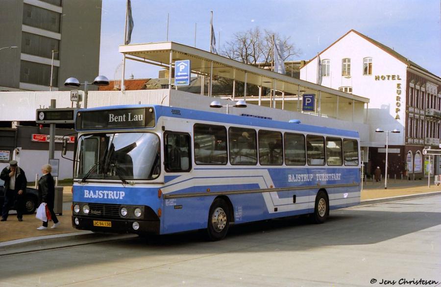 Bajstrup Rejser 15/JC94138 ved ZOB i Flensburg den 12. marts 1999