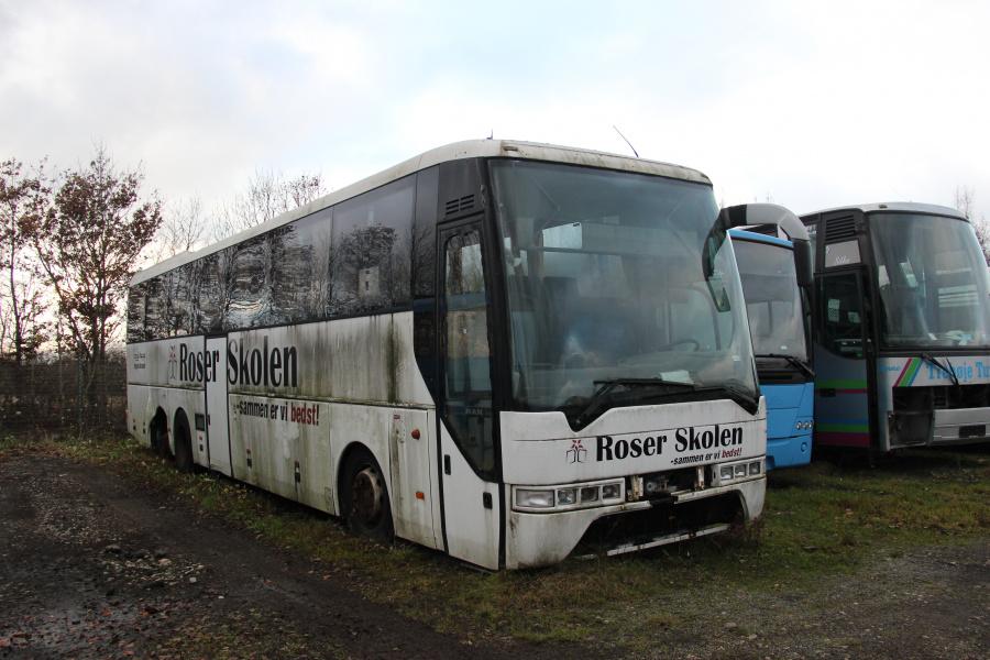 Ex. Roser Skolen ved Vejstruprød Busimport i Christiansfeld den 20. november 2018