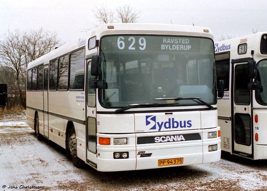 Bajstrup Rejser 23/PP94375 i Tinglev den 13. marts 2005