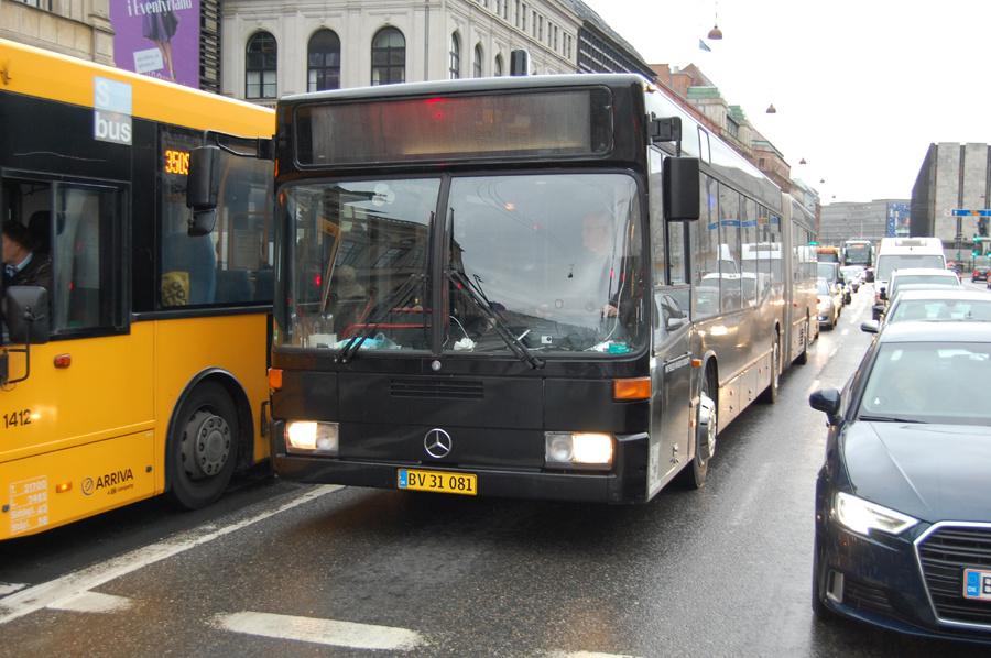 Partybus.dk BV31081 ved Kongens Nytorv i København den 14. december 2018