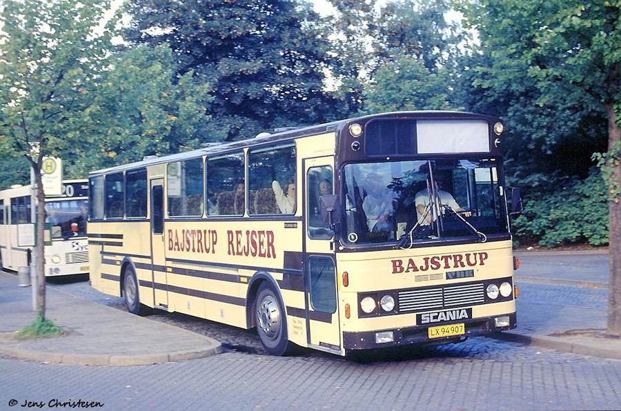 Bajstrup Rejser LX94907 ved ZOB i Flensburg i Tyskland