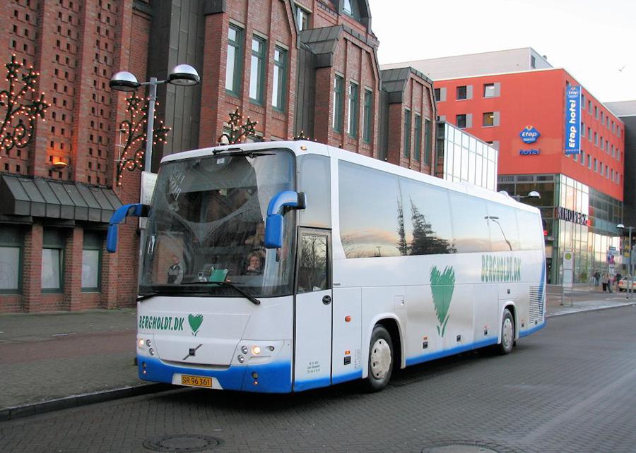 Bergholdt SR96361 ved ZOB i Flensburg i Tyskland den 18. december 2005