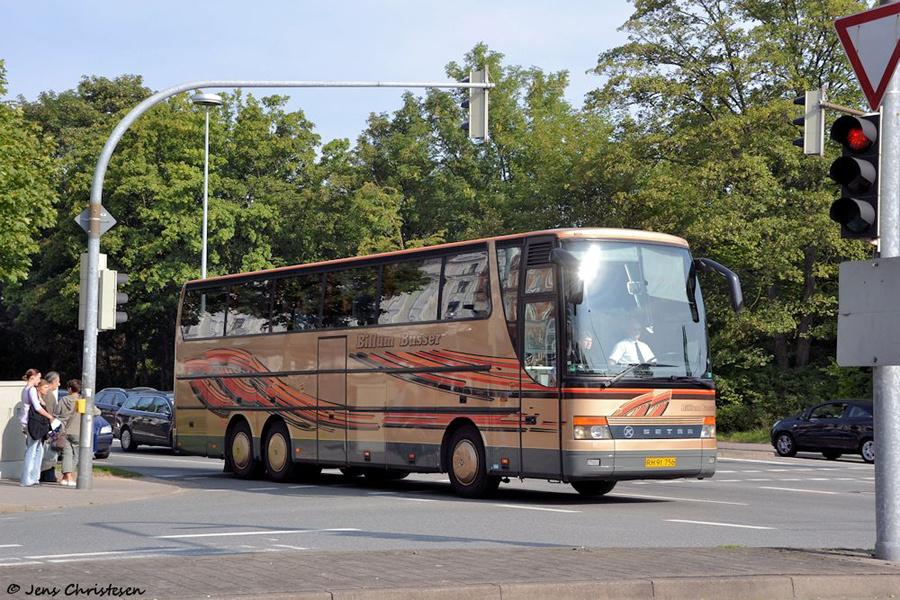 Billum Busser RH91756 på Süderhofenden i Flensburg i Tyskland den 3. september 2011
