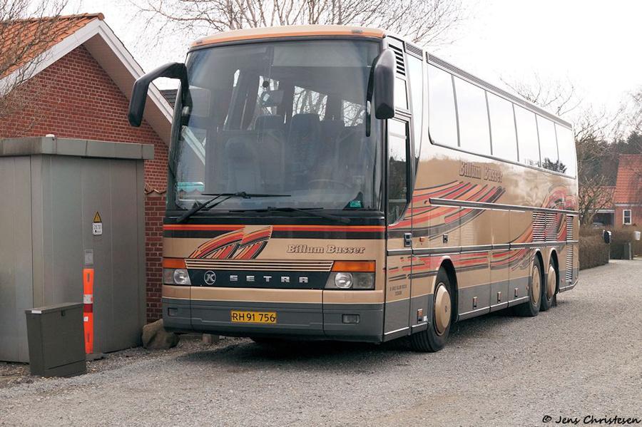 Billum Busser RH91756 i Janderup den 23. marts 2015