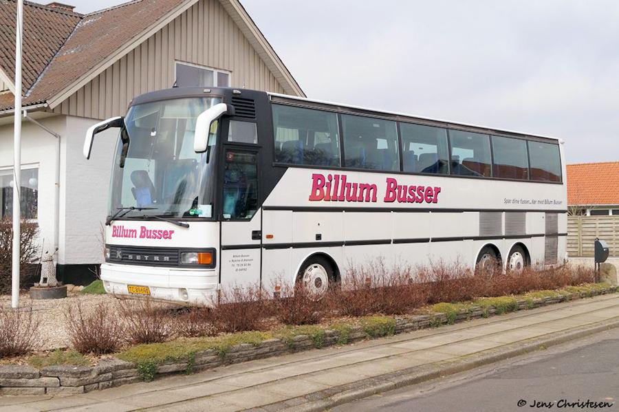 Billum Busser TC89691 i Billum den 23. marts 2015