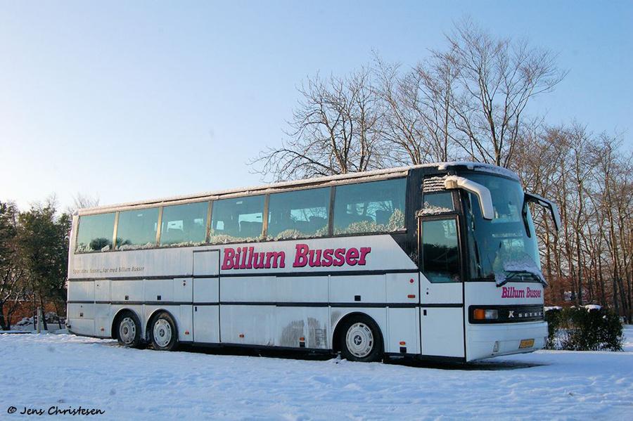 Billum Busser TC89691 i Janderup den 23. december 2009