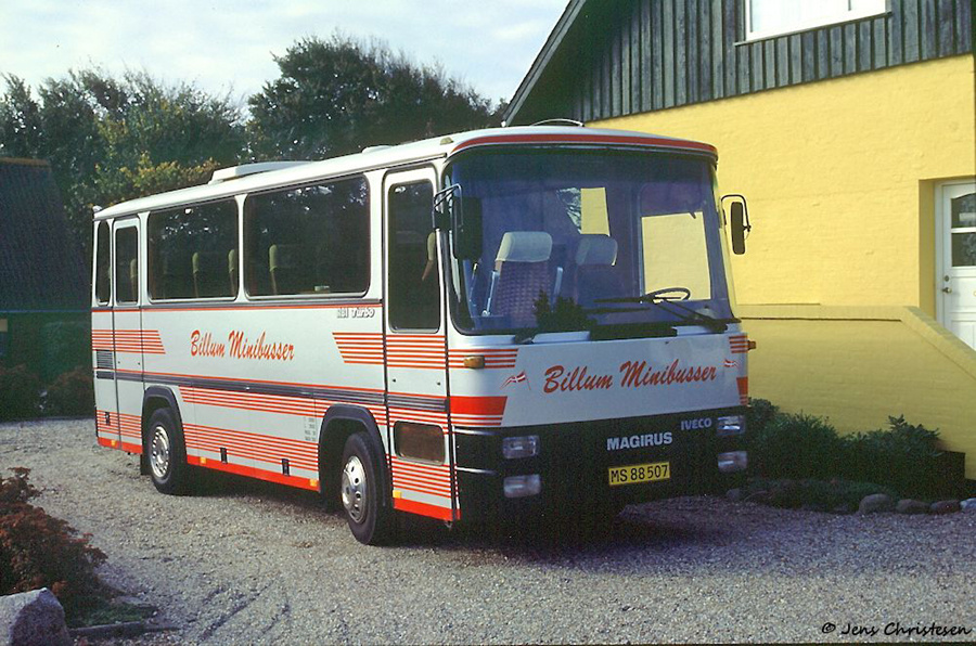 Billum Busser MS88507 i Billum