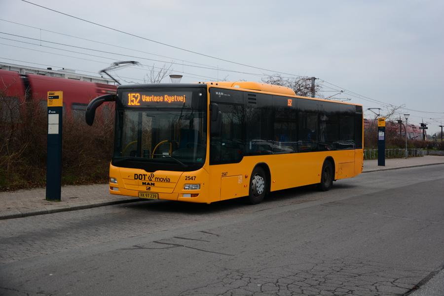 Keolis 2547/XK97239 ved Måløv Station den 17. december 2018