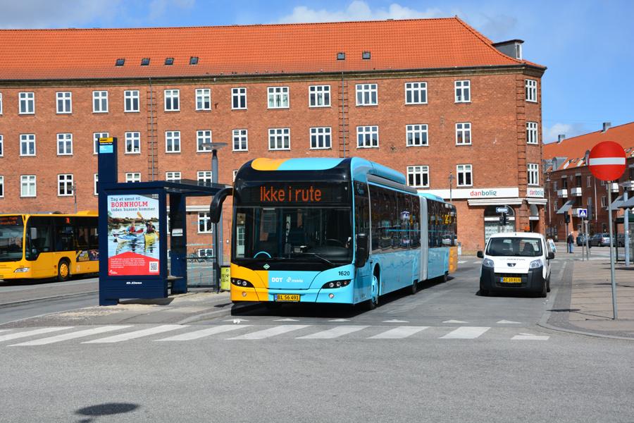 Arriva 1620/BL56491 på Sundbyvester Plads i København den 23. april 2017