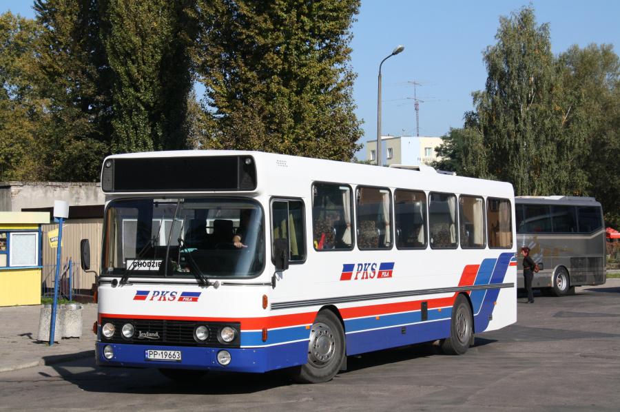 PKS Pila 00029/PP19663 i Pila i Polen den 1. oktober 2011